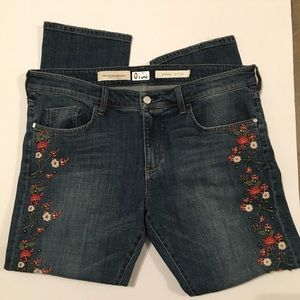 Anthropologie Pilcro & Letterpress Jeans